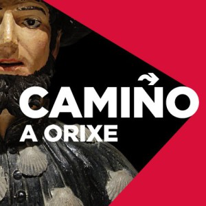 EL RETAULE DE SANT JAUME DE FRONTANYÀ DEL MUSEU D. I C. DE SOLSONA EN UNA EXPOSICIÓ A SANTIAGO DE COMPOSTELA