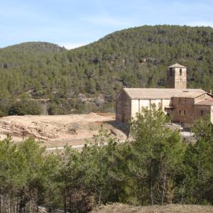Poblat ibèric de Sant Esteve d'Olius